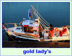 gold lady's